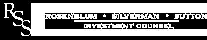 Rosenblum Silverman Sutton Investment Counsel Logo